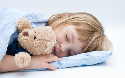 Как будить ребенка?