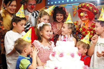 Как организовать праздник для малыша