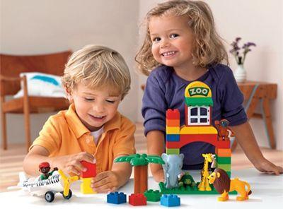 Детский конструктор в чем польза?