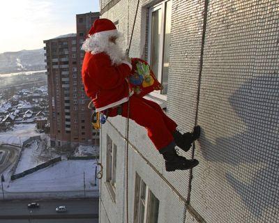 Как правильно заказывать Деда Мороза на дом?