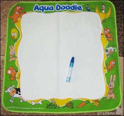 детские коврики Аква Дудл