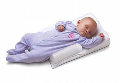 Положение ребенка во сне