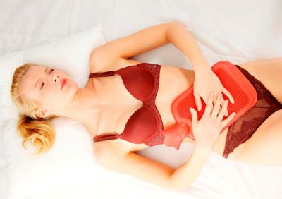 Боли внизу живота во время беременности