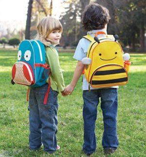 Детский рюкзак - стильно, практично и полезно