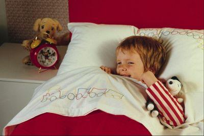 Ребенок писается во сне
