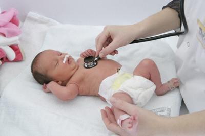 Асфиксия новорожденного