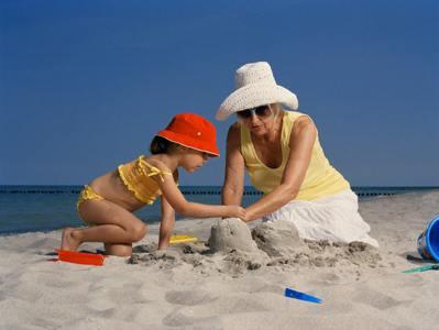 Как провести лето с ребенком?