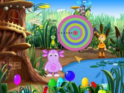 Самые популярные игры по детским мультфильмам