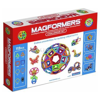 Безопасность магнитного конструктора Магформерс