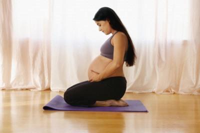 Икота плода во время беременности