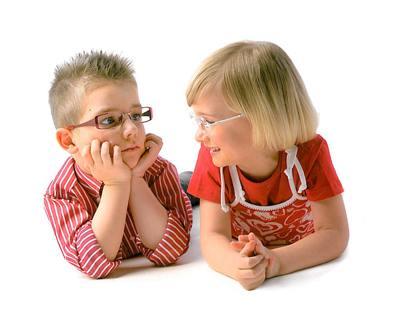 Как подобрать очковую оправу для ребенка?