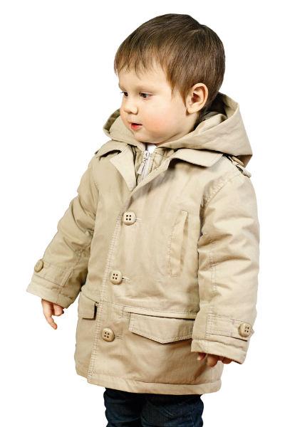 осенний гардероб дошкольника