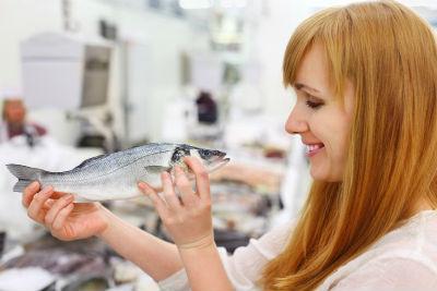 Рыба и грудное вскармливание