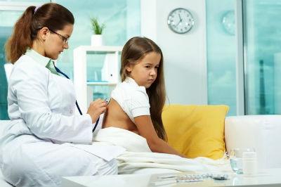 дифтерии у ребенка
