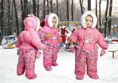 Как купить детскую верхнюю одежду