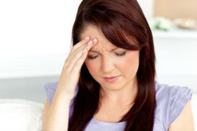 Болит голова у кормящей мамы