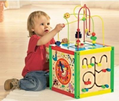 Особенности развития ребенка трёх лет