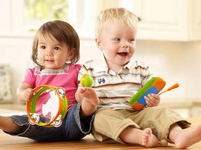 Развитие малыша от рождения до 3-х лет
