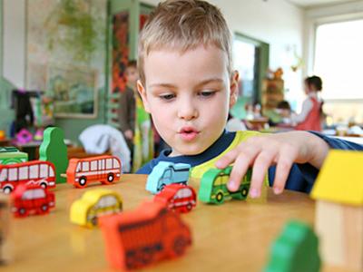 Какие игрушки должны быть у ребенка?