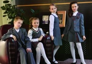 Покупка школьной одежды