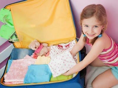Какие брать вещи на море с ребенком?