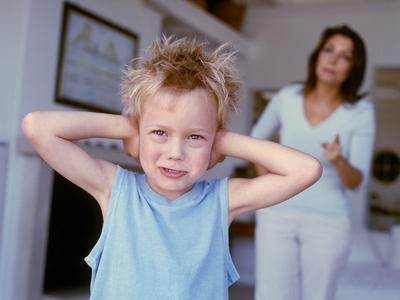 Как перестать кричать на детей?