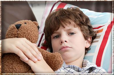 Повышаем иммунитет ребенку