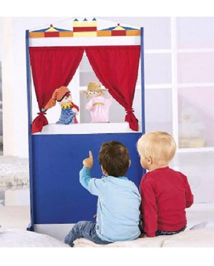 Кукольный театр дома