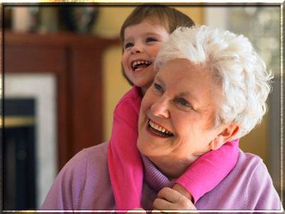 Отношения с бабушкой