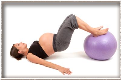 Занятия во время беременности