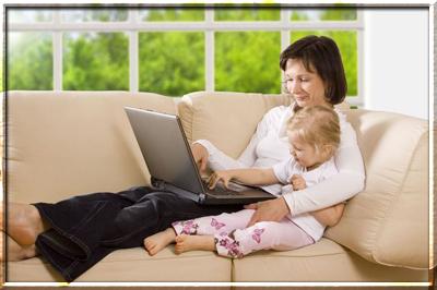 Надомная работа для мамы