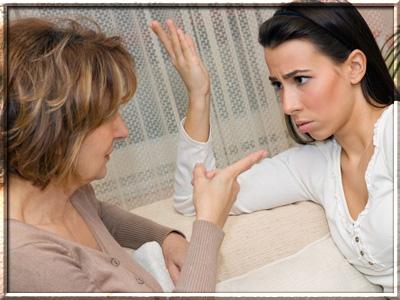Отношения свекрови и невестки