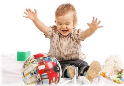 Развивающие игры для маленьких детей