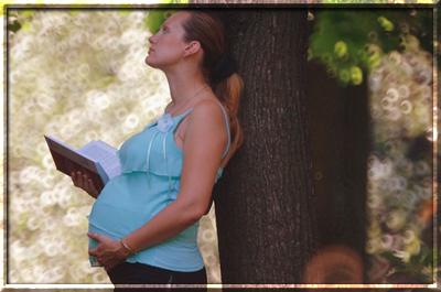 Экзамены во время беременности