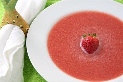 Фруктовые супы для детей