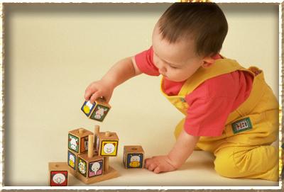 Развиваем ребенка игрой