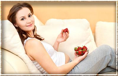 Здоровый образ жизни беременных