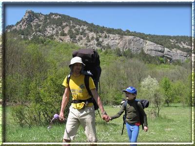 Туризм с детьми