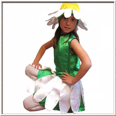 карнавальный костюм - ромашка
