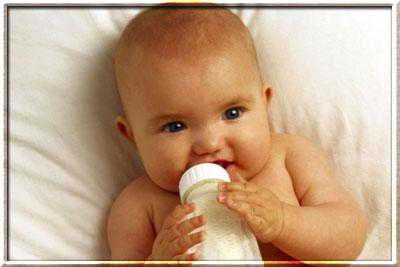 Как выбрать детскую молочную смесь?