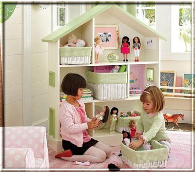 Как привести в порядок детскую комнату?