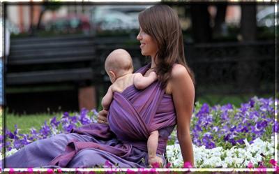 Связь матери и ребенка