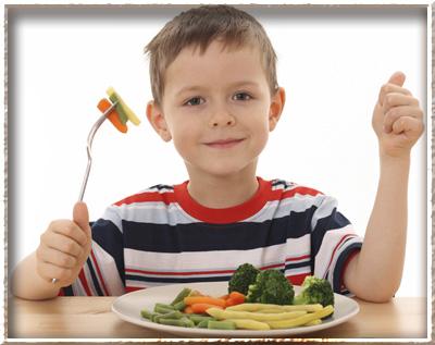 Диета для детей при запорах