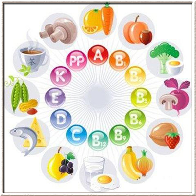 Пища и витамины