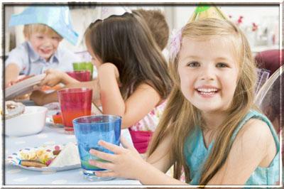 Сценарий дня рождения для 4-5 лет