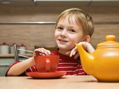 Можно ли детям чай