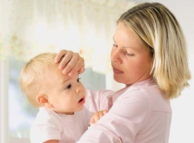 Лихорадка трехдневная у ребенка