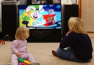 Сколько ребенку можно смотреть телевизор?