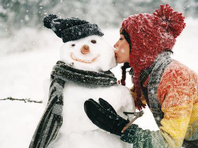 Как и чем развлечь себя зимой?