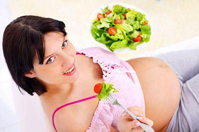 Какой вес должен быть во время беременности?